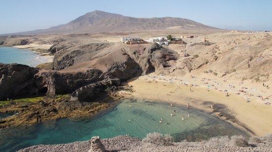 Restaurant Kiosco Arenas: Playa