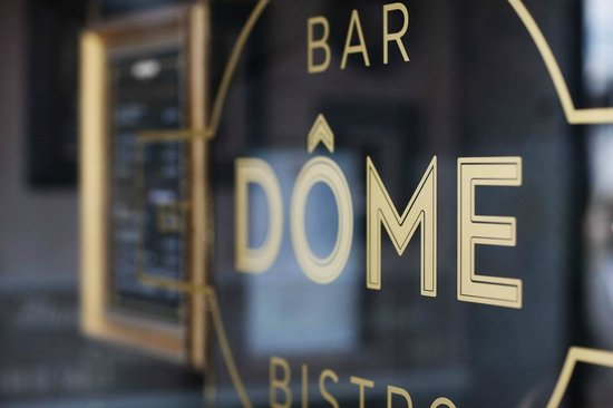 Dome Sign