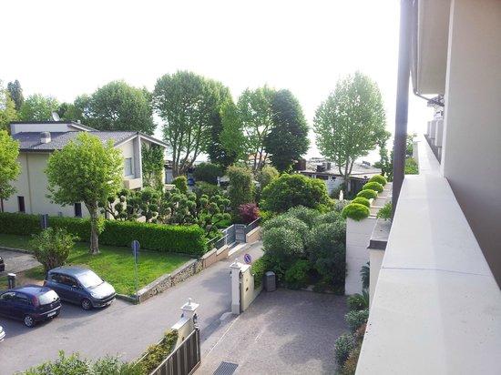 Villa Rosa Hotel: Вид с балкона