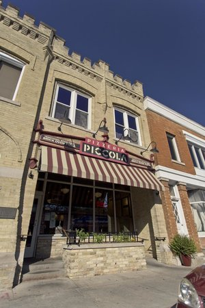 Photo of Italian Restaurant Pizzeria Piccola at 7606 W State St, Milwaukee, WI 53213, United States