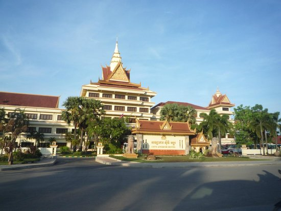 City Angkor Hotel: ホテル写真
