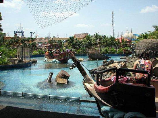 Imagica Theme Park: Splash Ahoy!