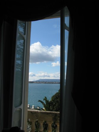 Des Etrangers Hotel & Spa: Sembra di stare su una nave....
