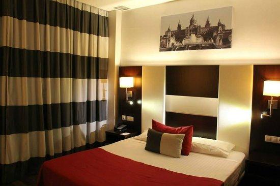 Hotel & Spa Villa Olimpica Suites: Hôtel design et sympa