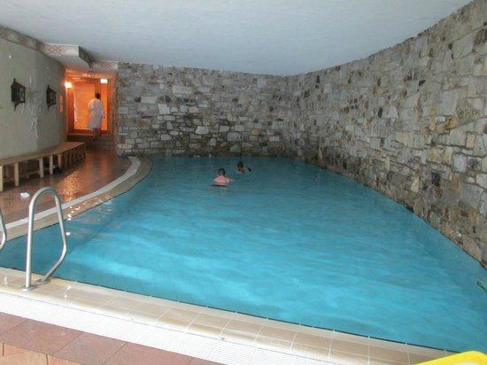 Berghotel Rudolfshutte: Schwimmbad