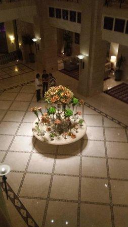 Four Seasons Hotel Amman : отель