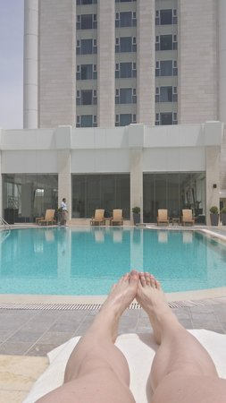 Four Seasons Hotel Amman: отель