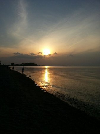 BEST WESTERN Port Clinton: Beautiful Sunsets