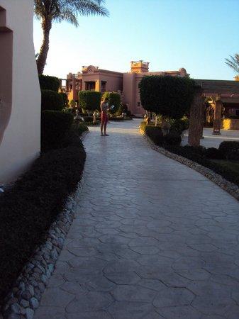 Sea Club Resort - Sharm el Sheikh: Hotel walk