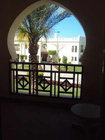Sea Club Resort - Sharm el Sheikh: Balcony
