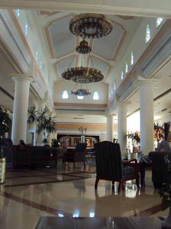 Sea Club Resort - Sharm el Sheikh: Reception 2014
