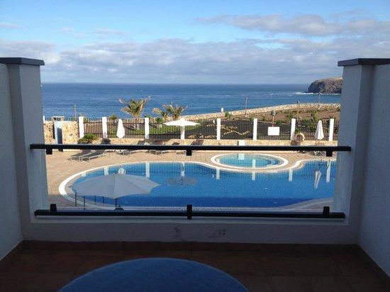 Hotel Roca Negra: Room view
