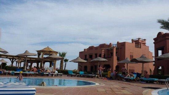 Sea Club Resort - Sharm el Sheikh: Pool at sea life