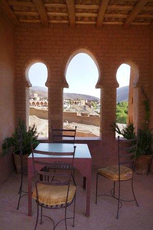 Dar Jnan Tiouira: rooftop terrace
