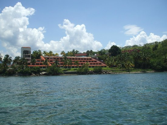 Brisas Sierra Mar Hotel: scuba diving trip