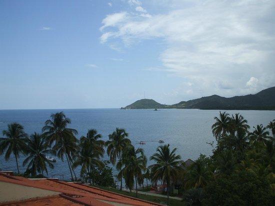Brisas Sierra Mar Hotel: from our room