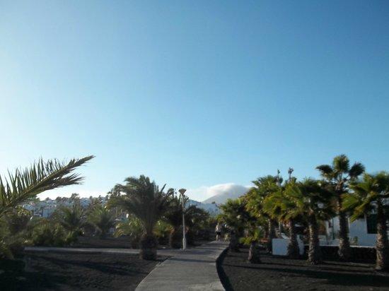 Apartamentos Guacimeta Lanzarote: view of the surrounding area