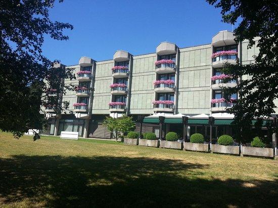 Ramada Nuernberg Parkhotel: вид отеля