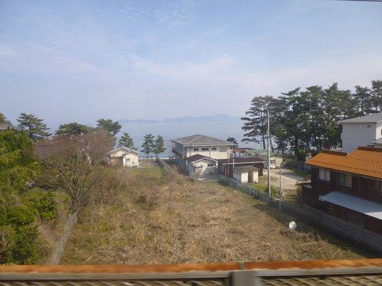Harie Shozu no Kabata: lac Biwa
