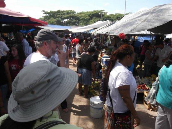 San Ignacio Market: Tasty Plantain Chips