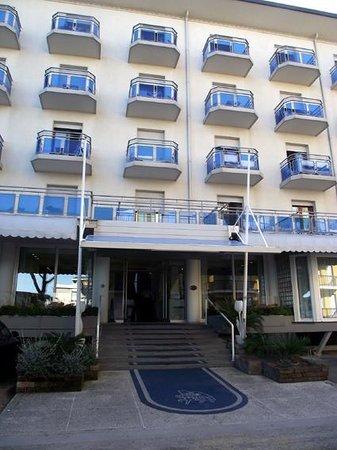 Hotel Croce di Malta Veneto : Entrée de l'hôtel