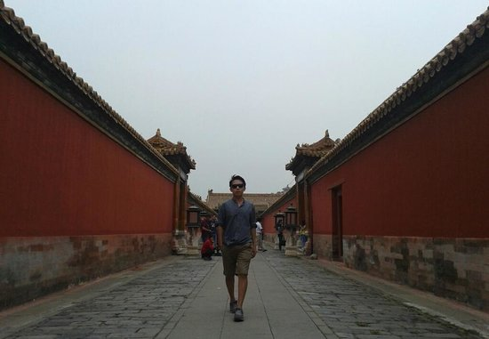 Meridian Gate (Wu Men) : Osias Lim