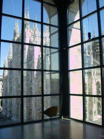 Museo del Novecento : museo del 900 - vista panorâmica
