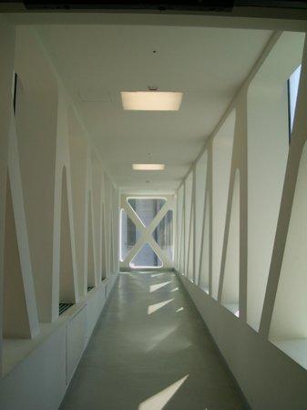 Museo del Novecento : museo de 900 vista interna