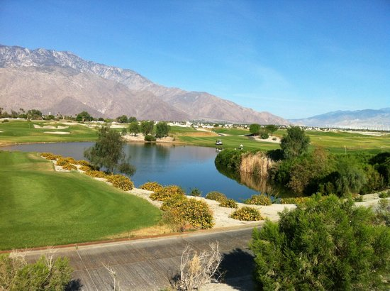 Holiday Inn Express Palm Desert / Rancho Mirage: Terra Largo Golf about 20 minutes from the hotel
