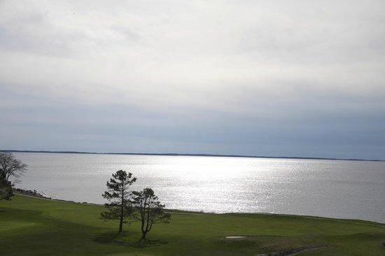 Samoset Resort On The Ocean: Sunday morning from Room 336