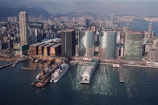Harbour City Shopping Mall : harbour city
