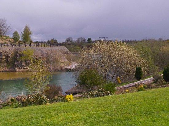 Ballyhass Lakes Activity Centre, Fishing & Wakepark: the lake