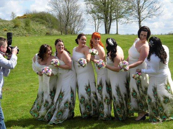 Ballyhass Lakes Activity Centre, Fishing & Wakepark: The bridesmaids