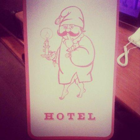 Hanza Hotel: cute!