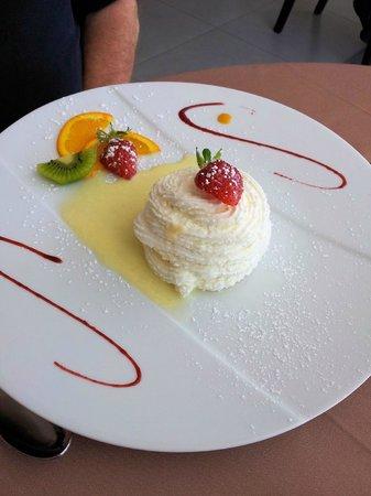 Mas de L'Echanson : Un des fabuleux dessert