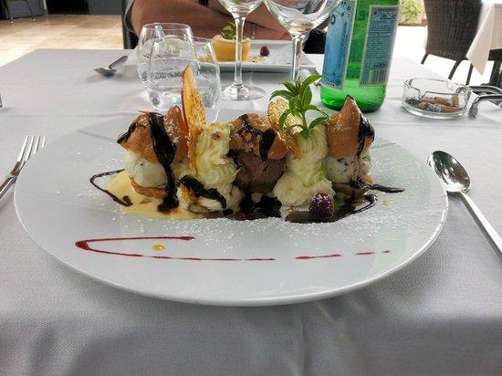 Mas de L'Echanson : Un autre fabuleux dessert