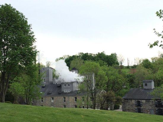 Woodford Reserve Distillery: Distillery