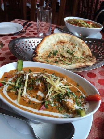 indisk restaurant i sandnes