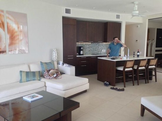 Gansevoort Turks + Caicos: Our massive suite