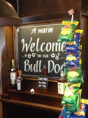 Bull and Dog