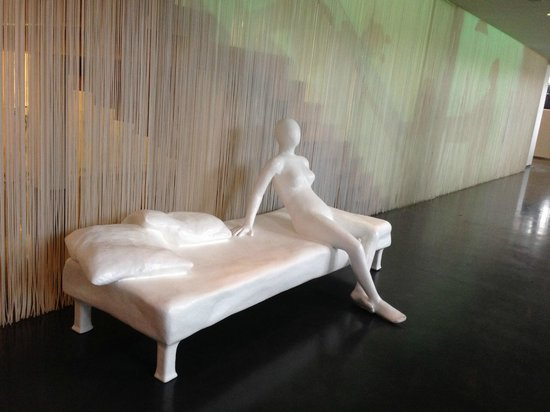 Art'otel Amsterdam: hall