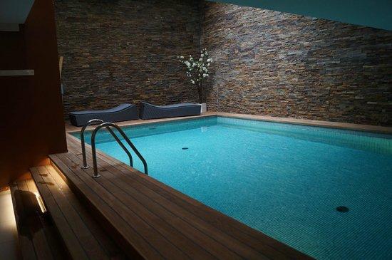 Art'otel Amsterdam: piscine