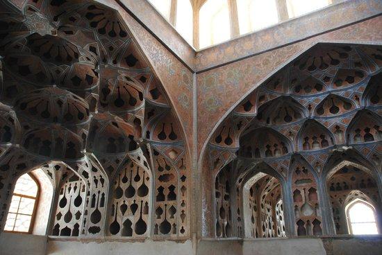 Aali Qapu Palace : estancia