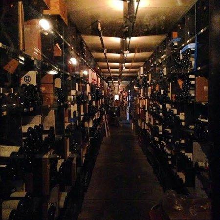 Antoine's : Wine Cellar