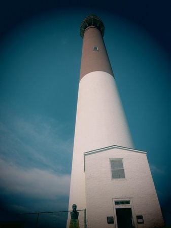 Barnegat Lighthouse State Park: Stair entrance