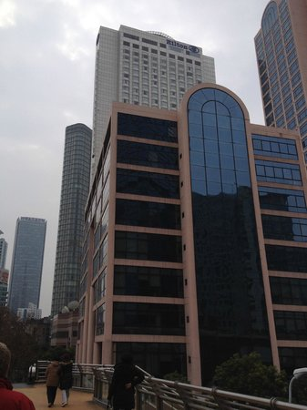 Hilton Shanghai: Hilton