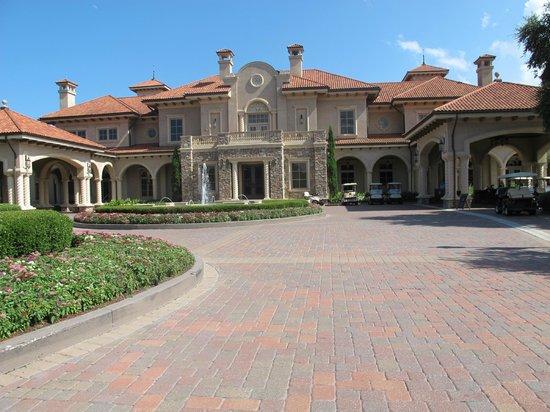 Sawgrass Marriott Golf Resort & Spa: The TPC Sawgrass next door