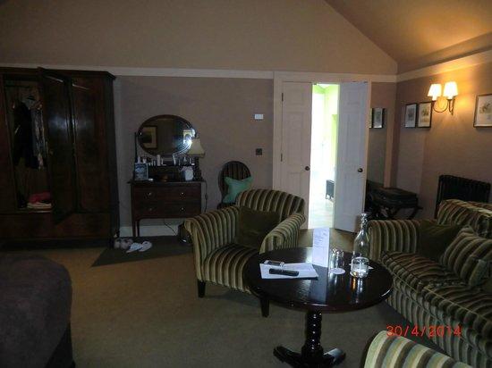 Castle Leslie Estate: Prince Room