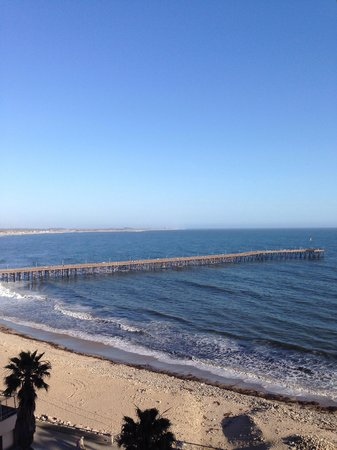 Crowne Plaza Ventura Beach: View from room 1013