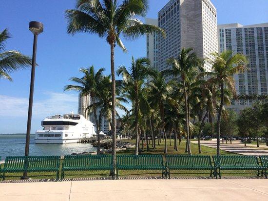 InterContinental Miami: El hotel por fuera